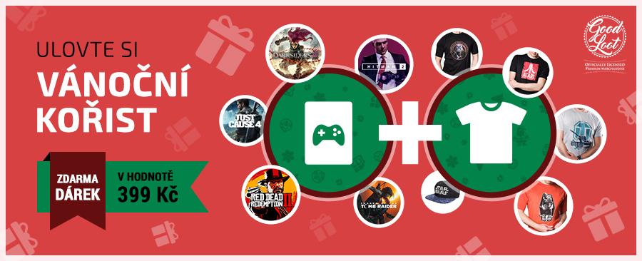 Vytuň si herní doupě #35 – Vánoce se blíží banner 1