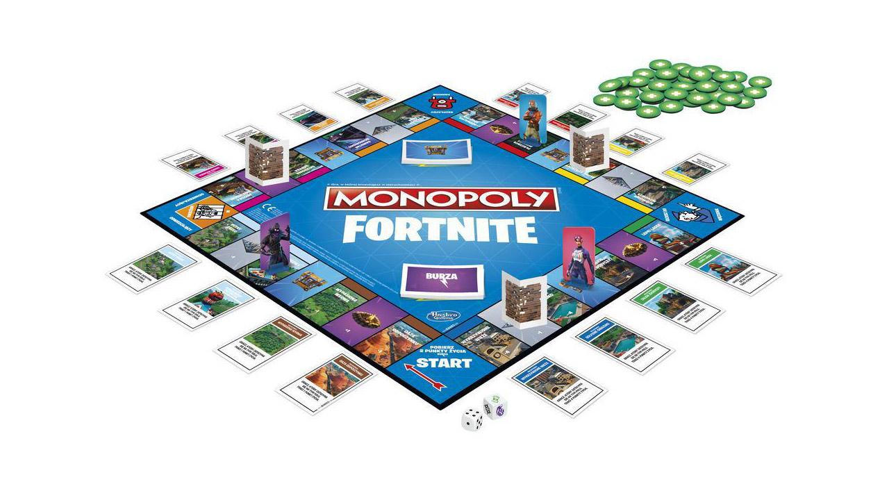 Last minute tip na dárek pro hráče: Deskovka ve stylu počítačové hry ilustrace 2 monopoly fortnite