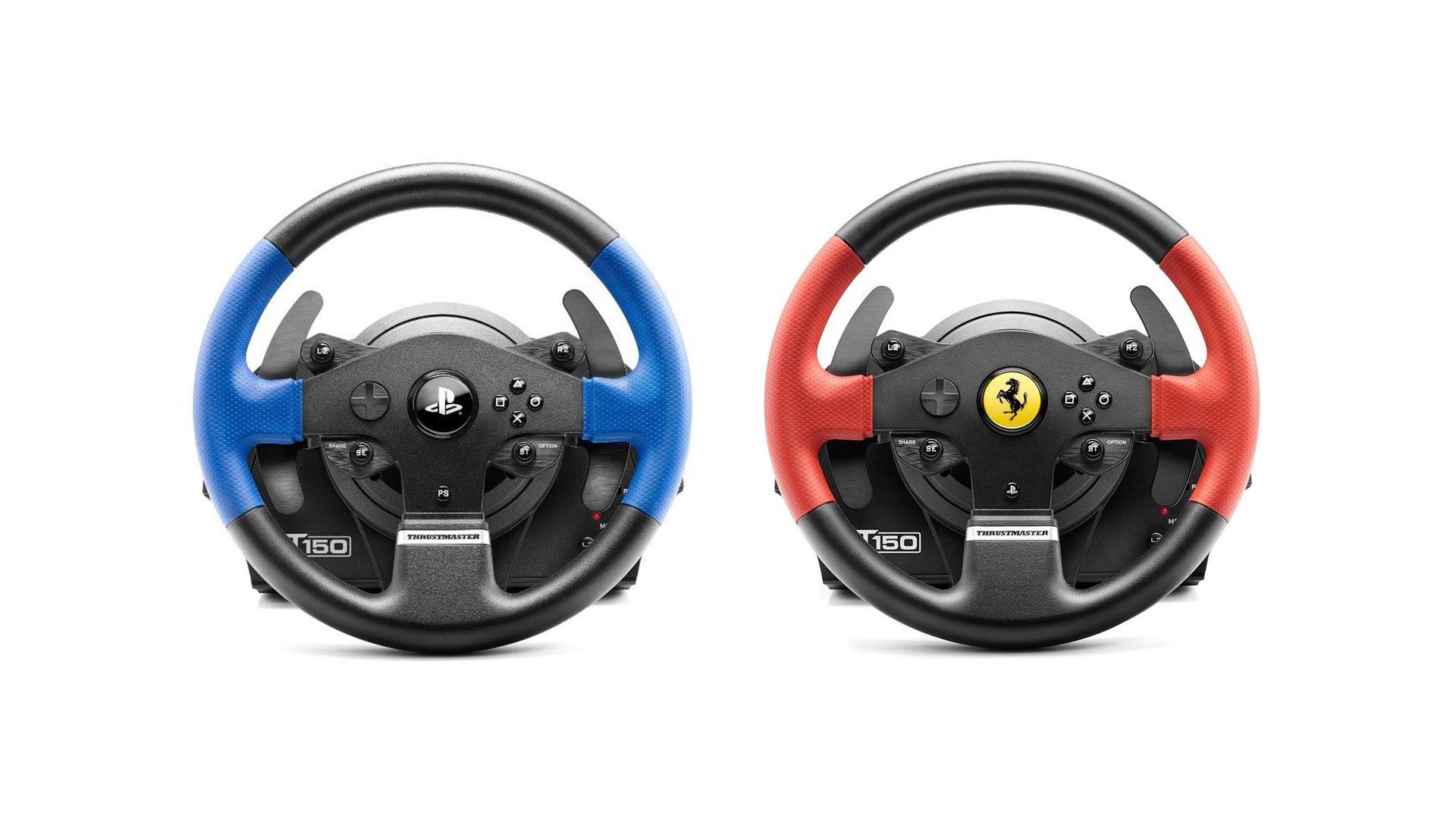 Ferrari mezi sluchátky! Americké letectvo také zanechalo svou stopu ilustrace 3 thrustmaster