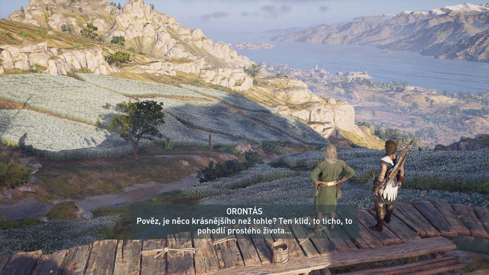 Assassin's Creed Odyssey – Odkaz první čepele: 2. epizoda – Stínové dědictví ACOdysseyStinScren