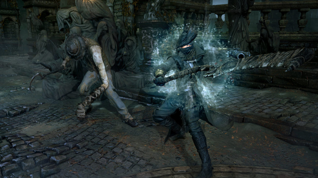 Rok 2018: Games With Gold vs. PlayStation Plus Bloodborne 1