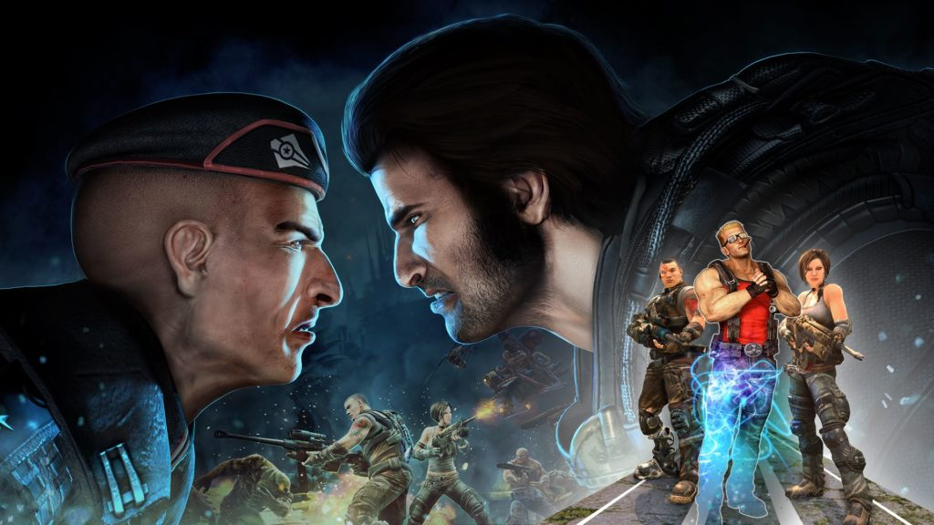 Rok 2018: Games With Gold vs. PlayStation Plus Bulletstorm Full Clip Edition
