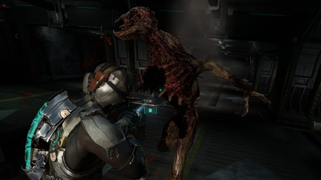 Rok 2018: Games With Gold vs. PlayStation Plus Dead Space 2