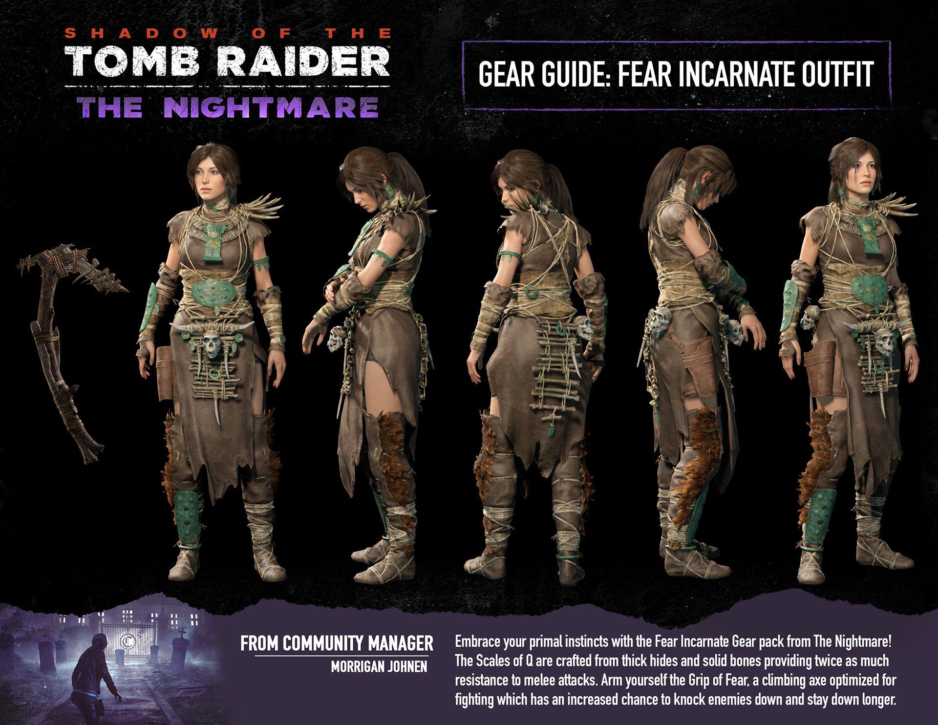 Shadow of Tomb Raider čeká další DLC GEAR GUIDE 1547570008
