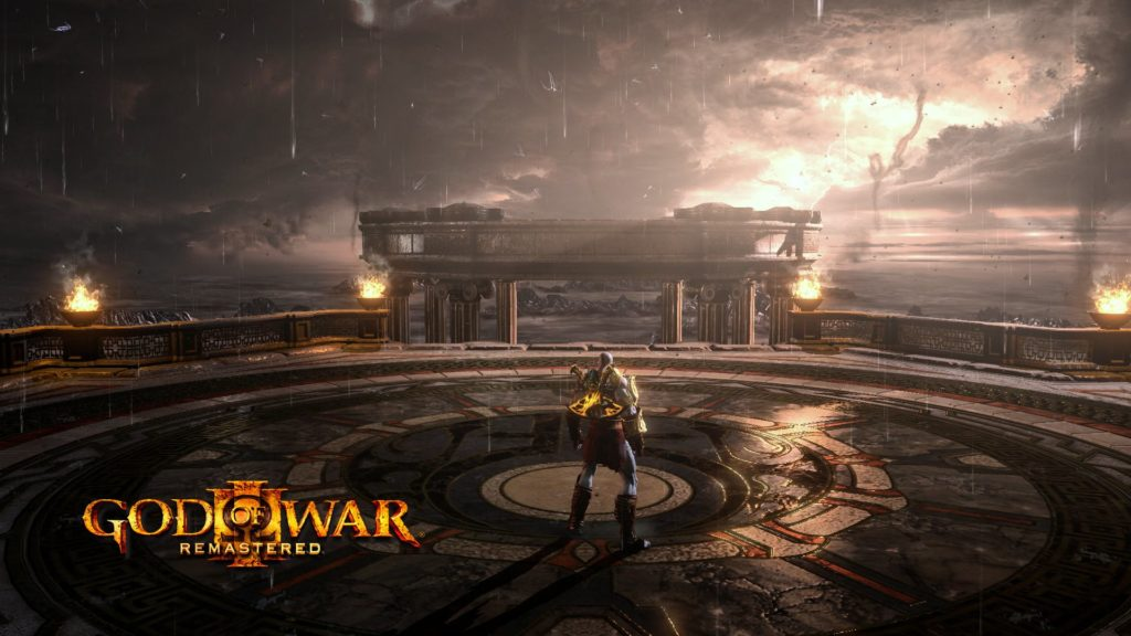 Rok 2018: Games With Gold vs. PlayStation Plus God of War 3 Remastered