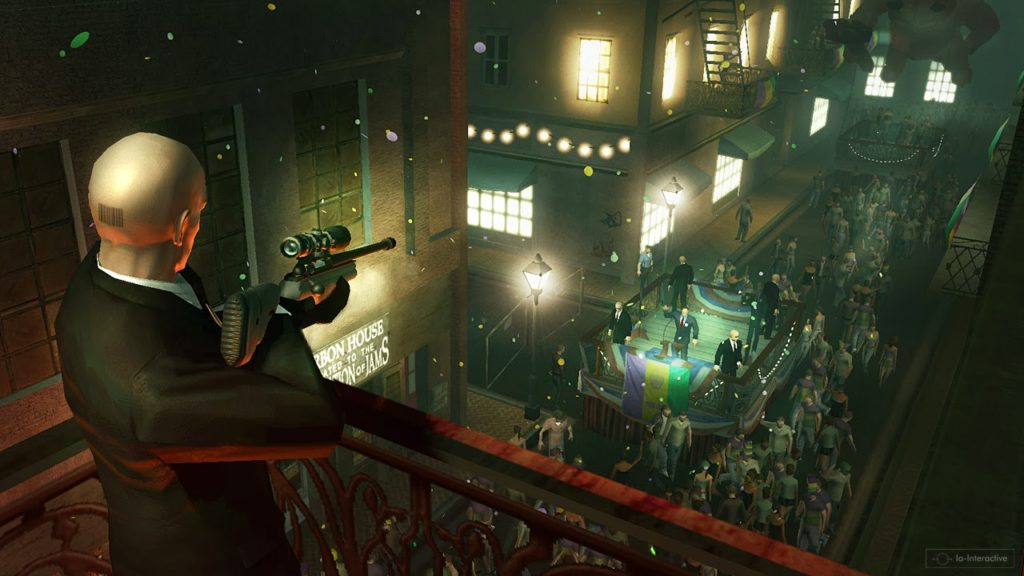Rok 2018: Games With Gold vs. PlayStation Plus Hitman Blood Money