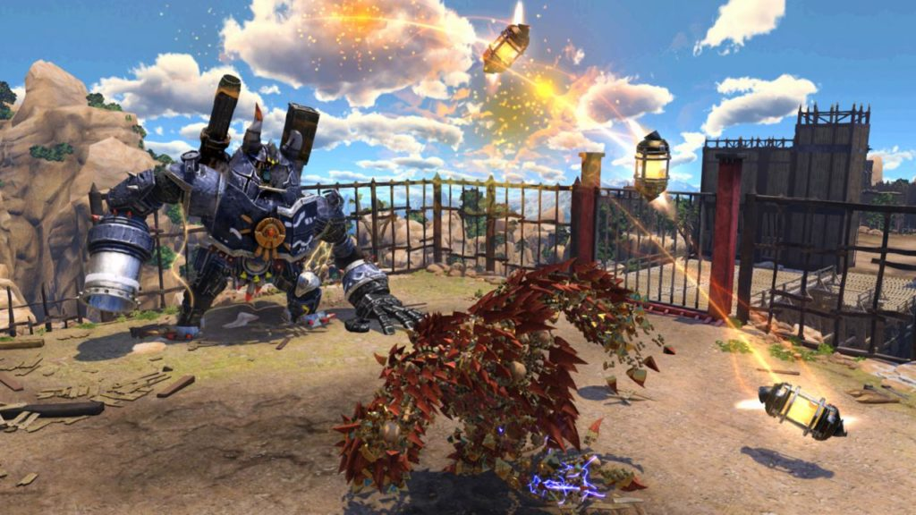 Rok 2018: Games With Gold vs. PlayStation Plus Knack