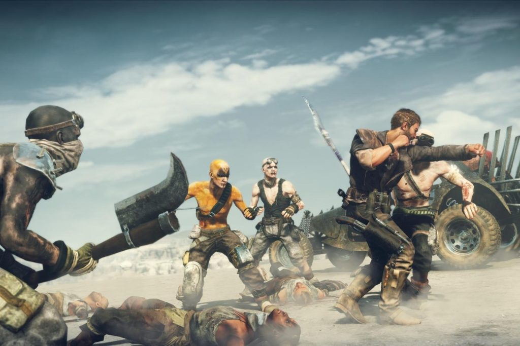 Rok 2018: Games With Gold vs. PlayStation Plus Mad Max