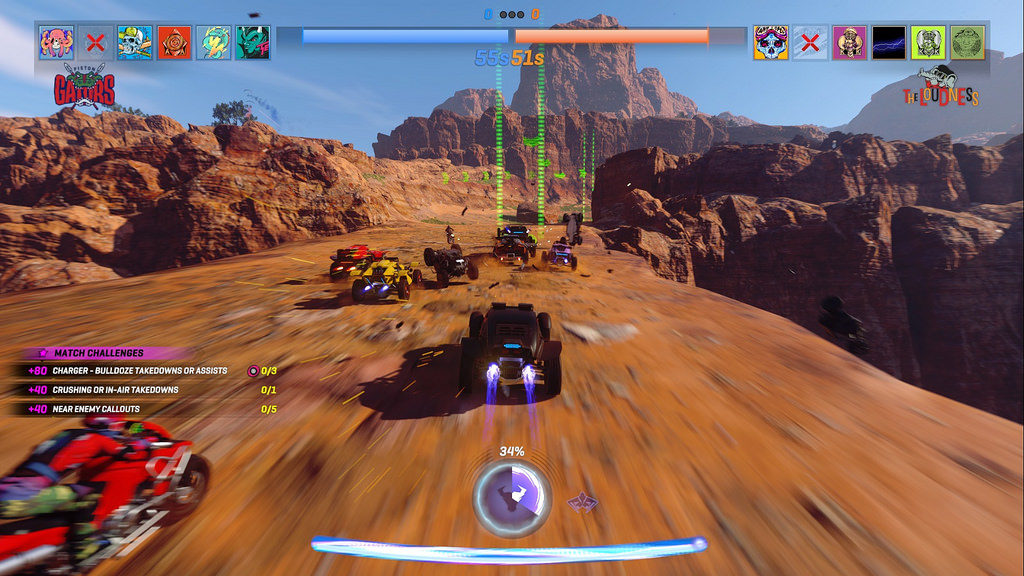 Rok 2018: Games With Gold vs. PlayStation Plus Onrush