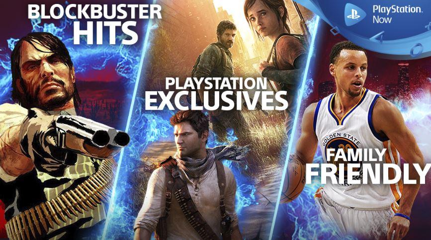 PlayStation Now expanduje po Evropě PS Now