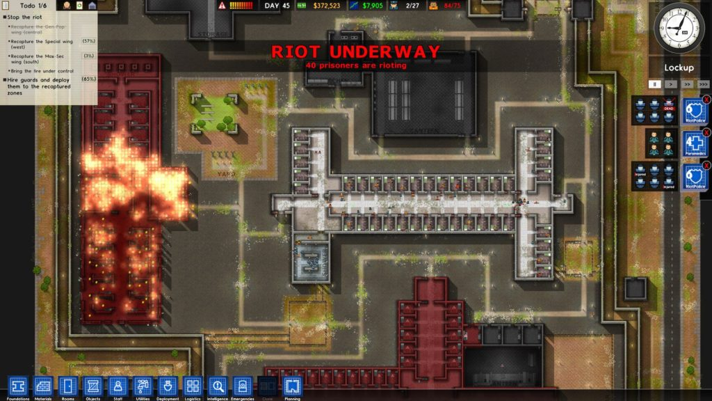 Rok 2018: Games With Gold vs. PlayStation Plus Prison Architect