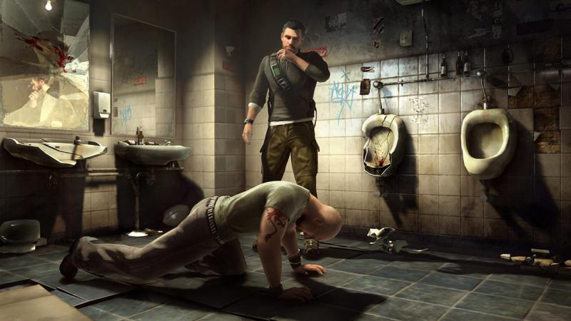 Rok 2018: Games With Gold vs. PlayStation Plus Splinter Cell Conviction