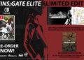 Steins;Gate Elite zamíří na západ Steins Gate Elite 2018 09 25 18 010