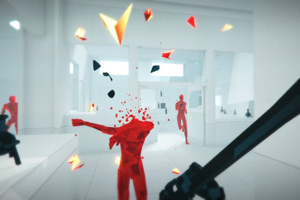 Rok 2018: Games With Gold vs. PlayStation Plus Superhot