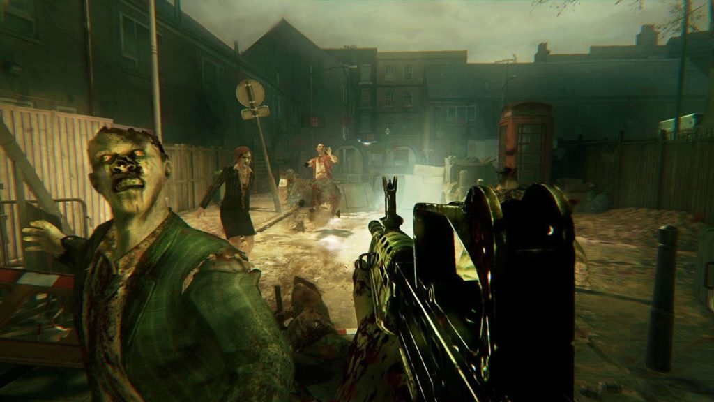 Rok 2018: Games With Gold vs. PlayStation Plus Zombi