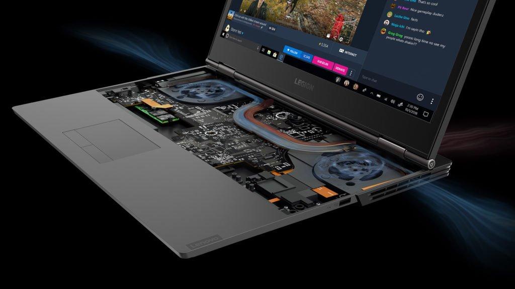 Notebooky Lenovo Legion Y740 umožní ray-tracing už dnes ilustrace 2 lenovo legion y740