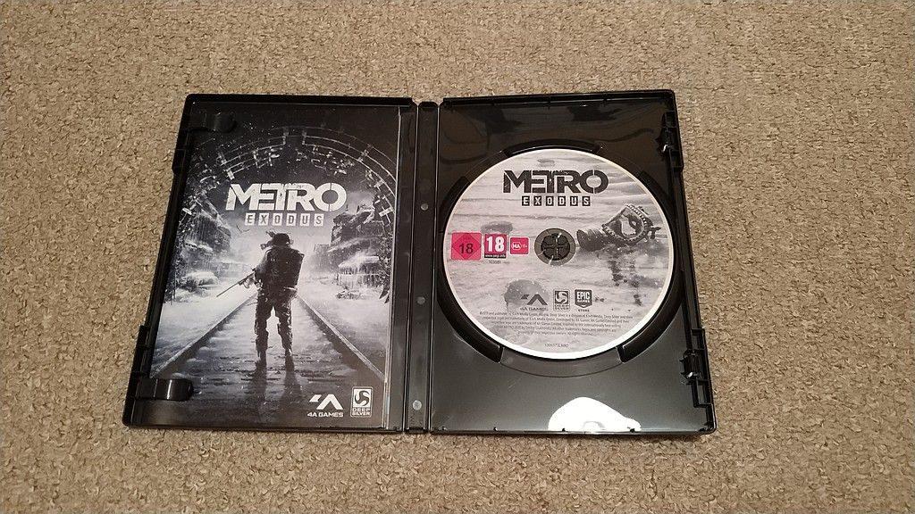U PC verze Metra Exodus chybí bonusy a problém s aktivací Season Passu u PS4 verze Metro Exodus 8