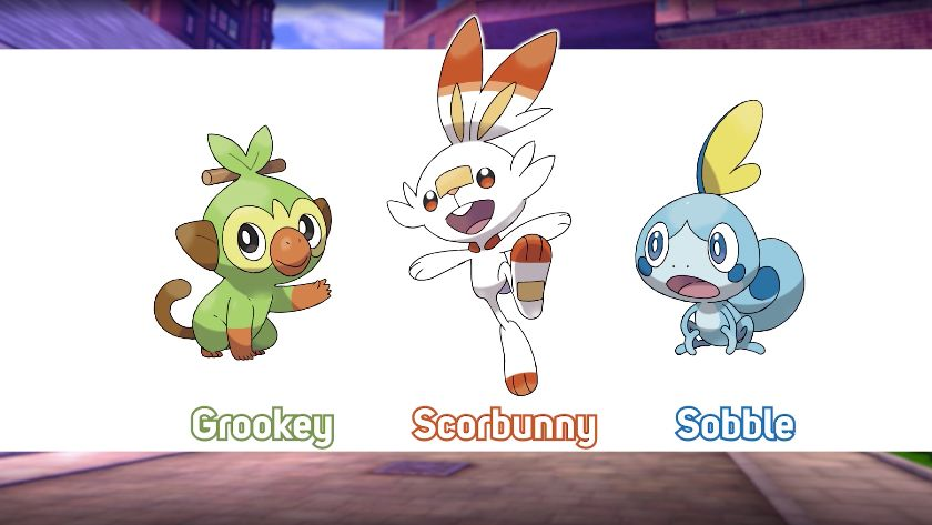Pokémon Sword a Pokémon Shield vyjdou koncem roku na Switch Pokemon tri