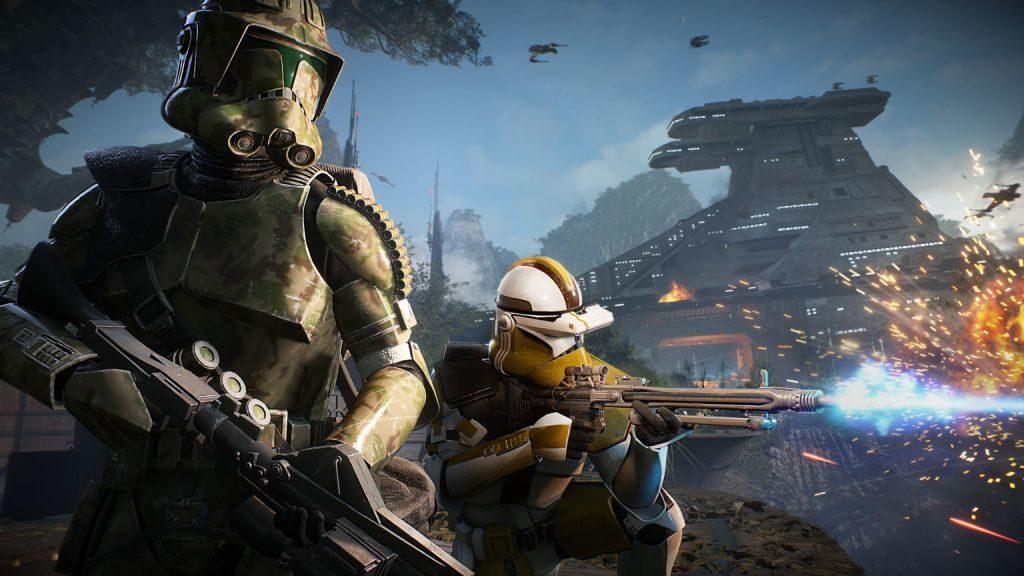 Disney nechtějí vyvíjet hry, licence budou stále nabízet jiným společnostem Star Wars Battlefront 2