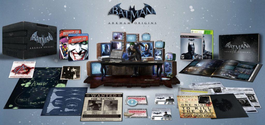 Vytuň si herní doupě #39 – slevy, Joker, Black Ops 3 a další arkham origins collectors edition2