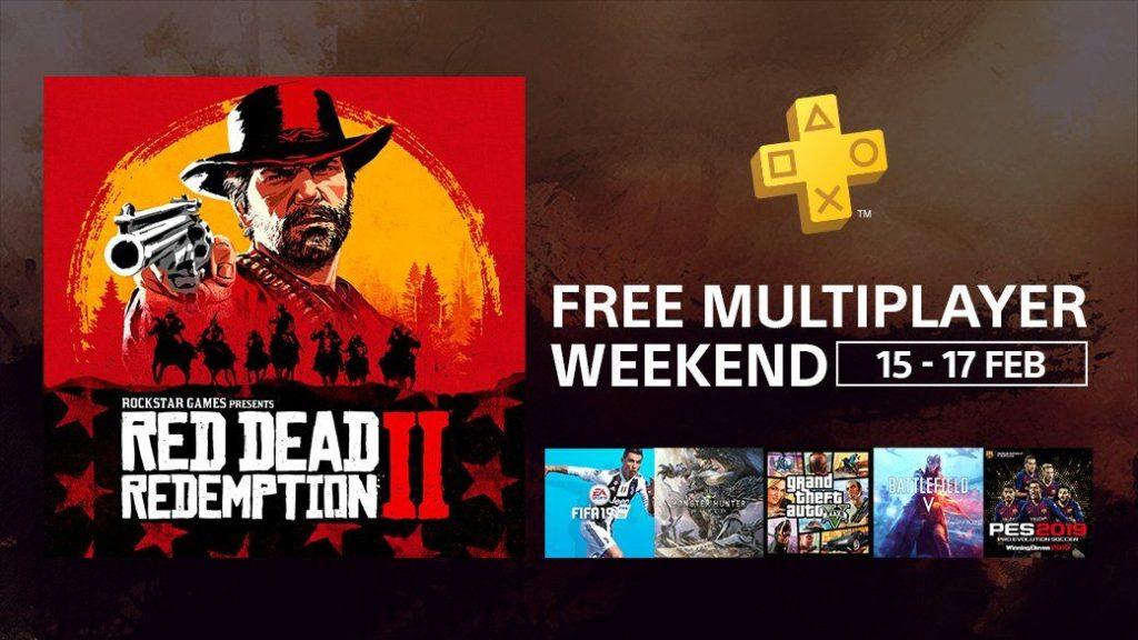 U vybraných her nebudete o víkendu potřebovat PS Plus free multiplayer vikend PS Plus