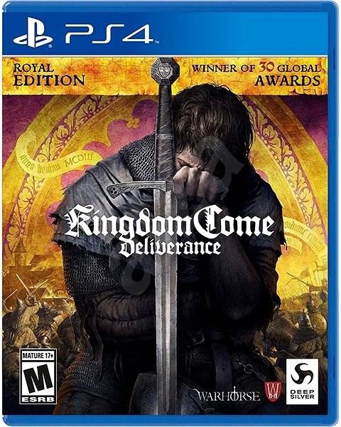 Royal edice Kingdom Come: Deliverance s kompletním obsahem Royal Edition KCD