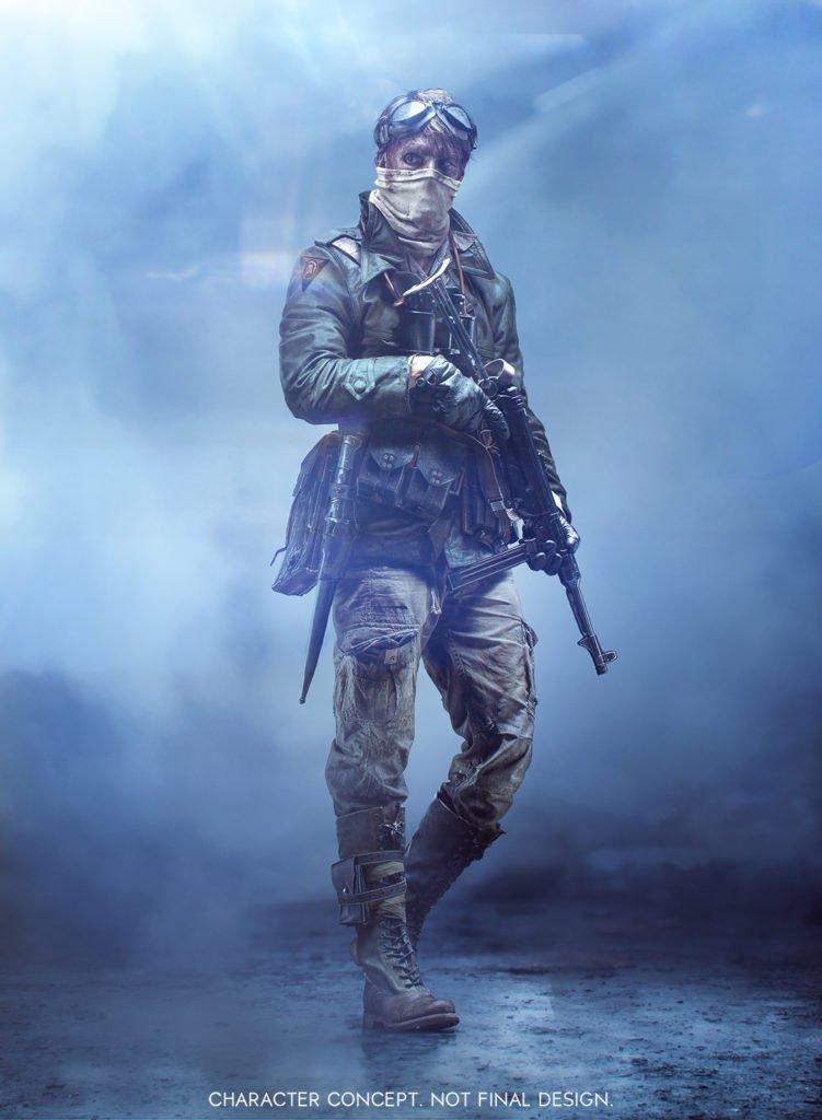 Battle Royale mód bude v Battlefieldu V už koncem března bfv firestormranger web