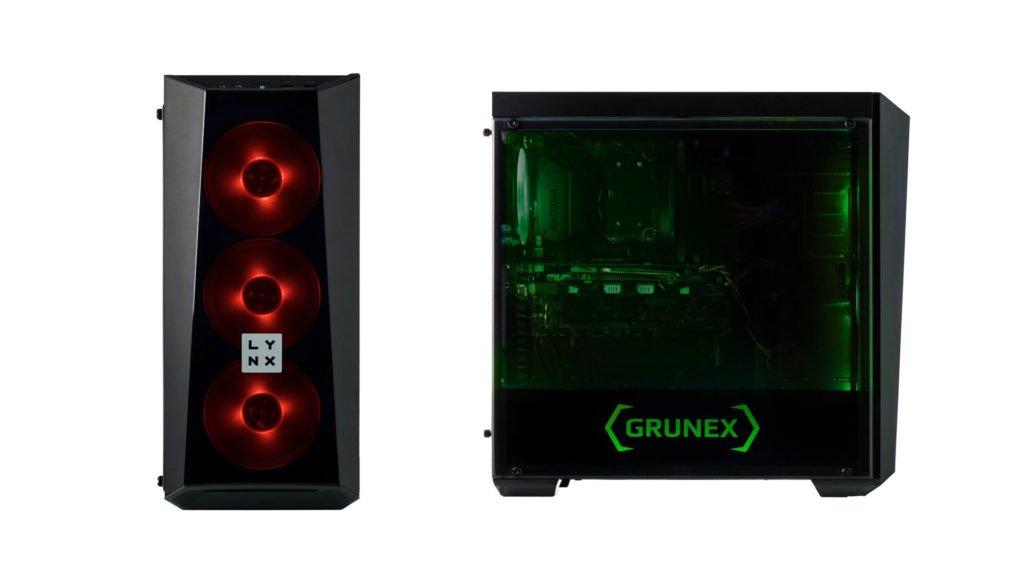 Stolní počítač za 30k s RTX grafikou a co cena železa? ilustrace2 lynx grunex progamer 2019plus