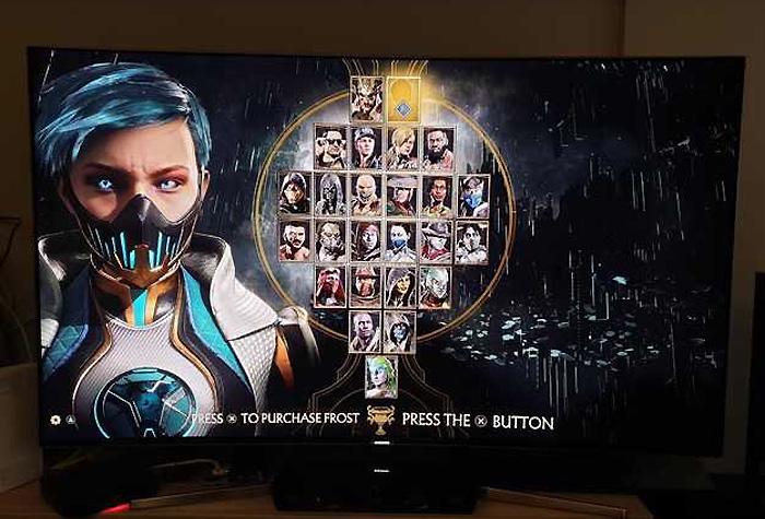 Shao Kahn se představuje v Mortal Kombat 11 Mortal Kombat 11 postavy