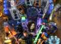 Střípky ze Star Wars Celebration: Vader ve VR a pinball na Switch star wars pinball switch table vertical 2