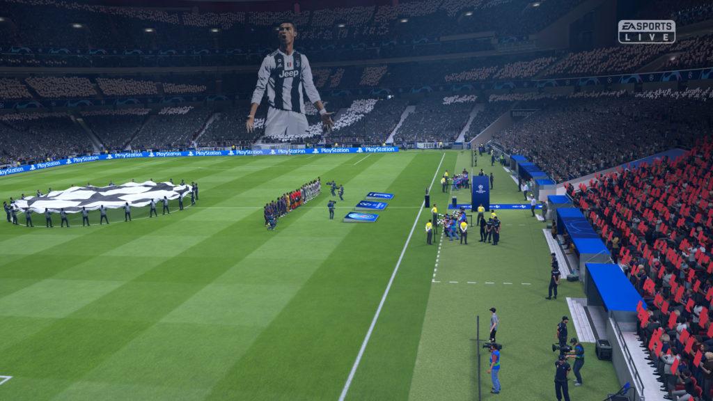 FIFA 20: Změny v bránění, konzistentnost střelby a další novinky FIFA 19 Ronaldo