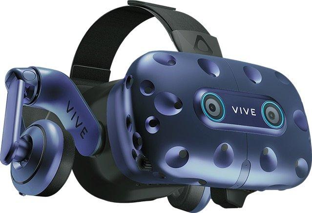 HTC Vive Pro Eye jde do prodeje s cenovkou 42 999 Kč HTCViveProEye