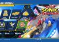 Recenze Team Sonic Racing – zaslouží si hrdinové od Segy řidičák? Hlavní menu 1