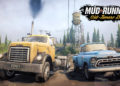 Nové bezplatné DLC vás v MudRunner vrátí v čase s novými vozy a mapou MudRunner Old Timers DLC 03