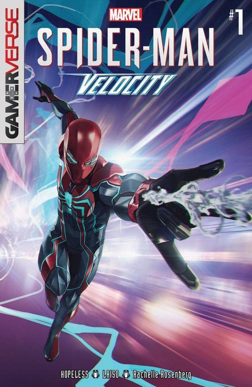 Komiks Marvelu naváže na Spider-Mana od Insomniac Games Spoder Man Velocity