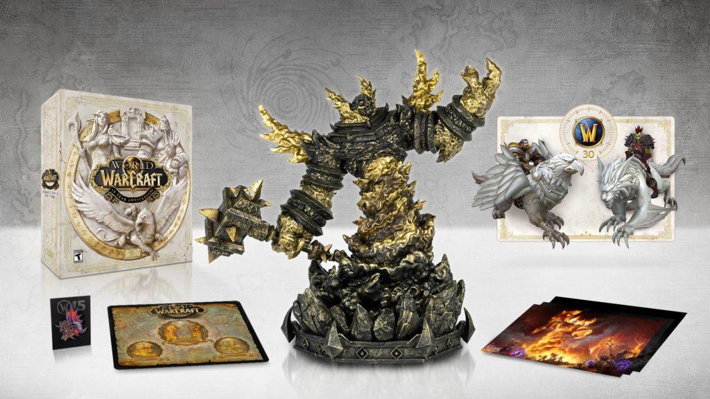 Datum spuštění World of Warcraft Classic a vydání sběratelské edice k 15. výročí WoW Classic sberatelska edice
