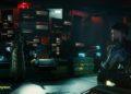 Postavy a kyberprostor na dalších screenshotech Cyberpunku 2077 Cyberpunk 2077 E3 03