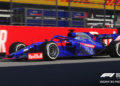 Ukázka letošních monopostů v F1 2019 F1 2019 02