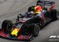 Ukázka letošních monopostů v F1 2019 F1 2019 03