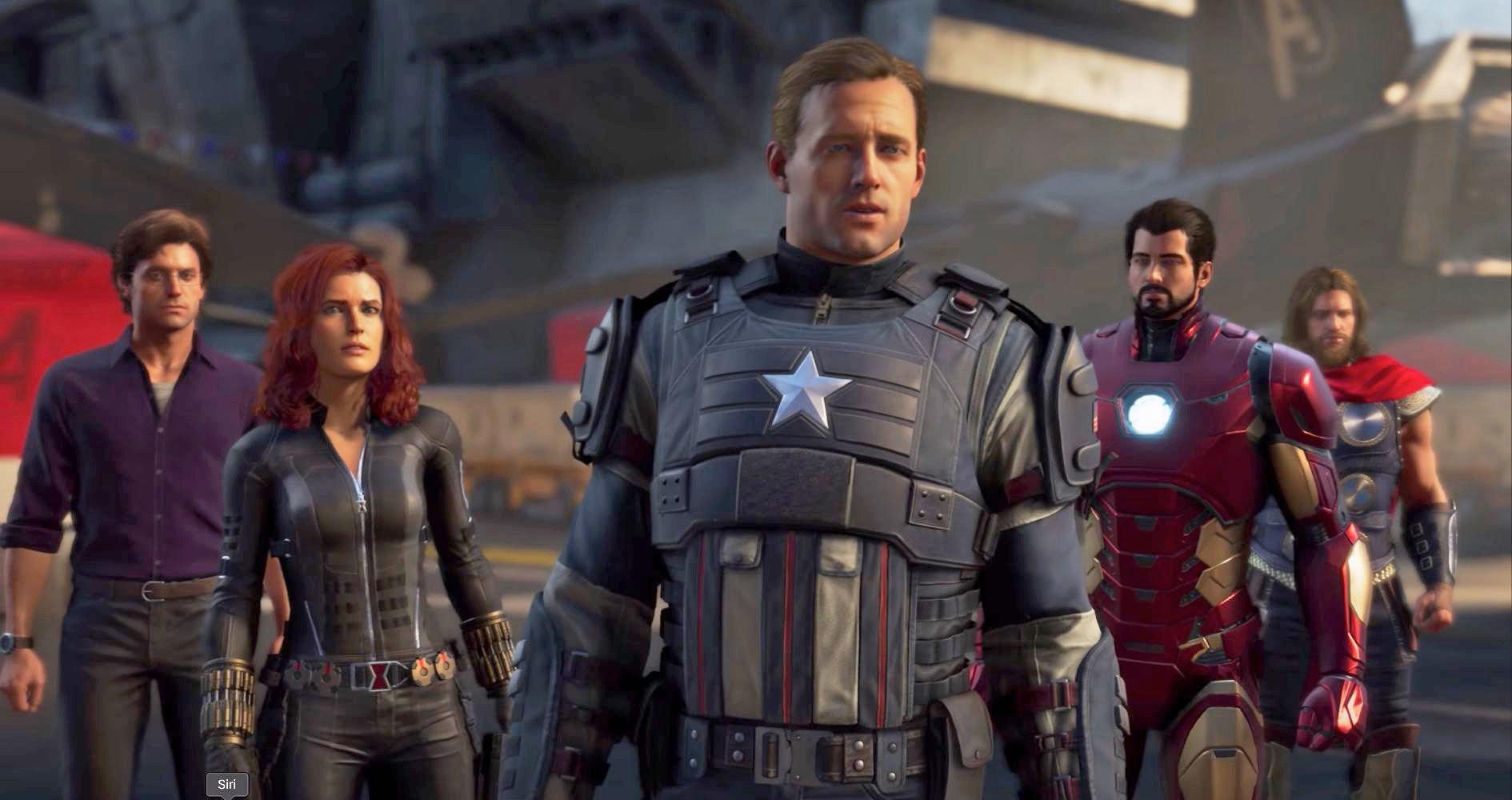 Marvel's Avengers bude mít kampaň pouze pro jednoho hráče dims