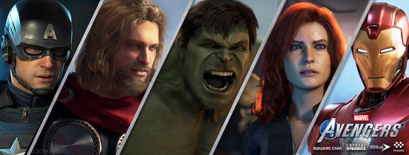 Marvel's Avengers bude mít kampaň pouze pro jednoho hráče marvels avengers 1