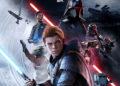 Star Wars Jedi: Fallen Order se připomíná novým plakátem star wars jedi fallen order key art