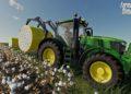 Farming Simulator 19 představuje John Deere Cotton DLC DLC cervenec Farming Simulator 19 01