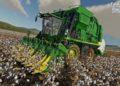 Farming Simulator 19 představuje John Deere Cotton DLC DLC cervenec Farming Simulator 19 03