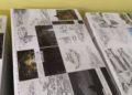 Fotky z tiskárny: Příprava The Art of Kingdom Come: Deliverance IMG 20190725 090536