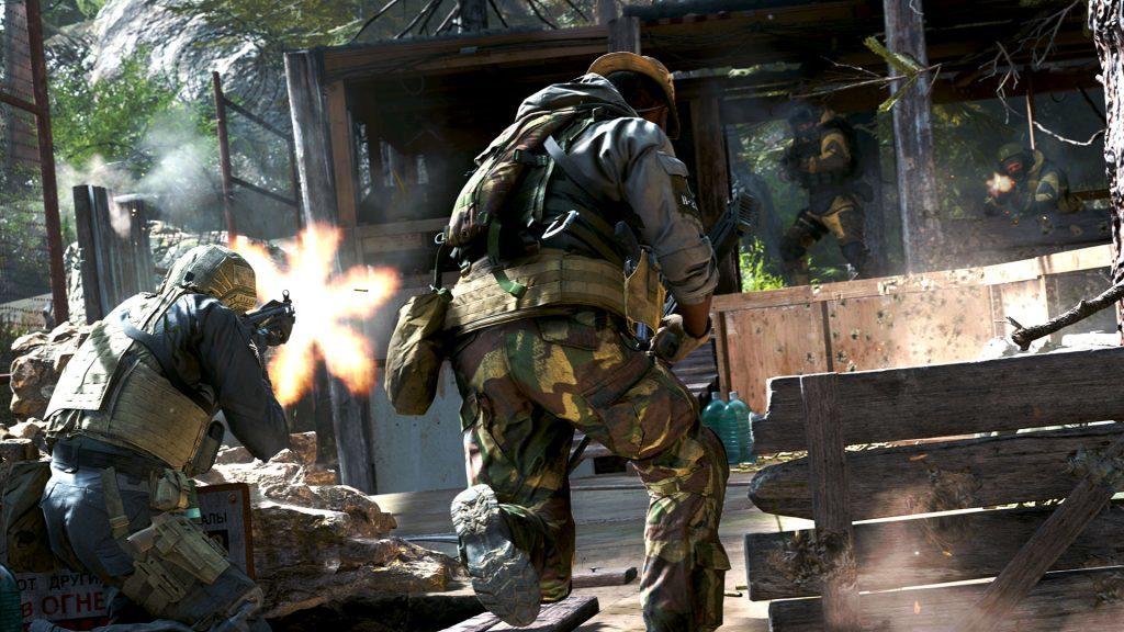 Call of Duty: Modern Warfare se poprvé ukázalo v gameplay záběrech MW 2v2 01 1024x576