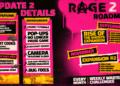 Video shrnuje novou obsahovou aktualizaci RAGE 2 RAGE2 UpdatedRoadmap