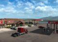 Truck Stopy v Utahu z American Truck Simulatoru ATS Utah odpocivadla 03