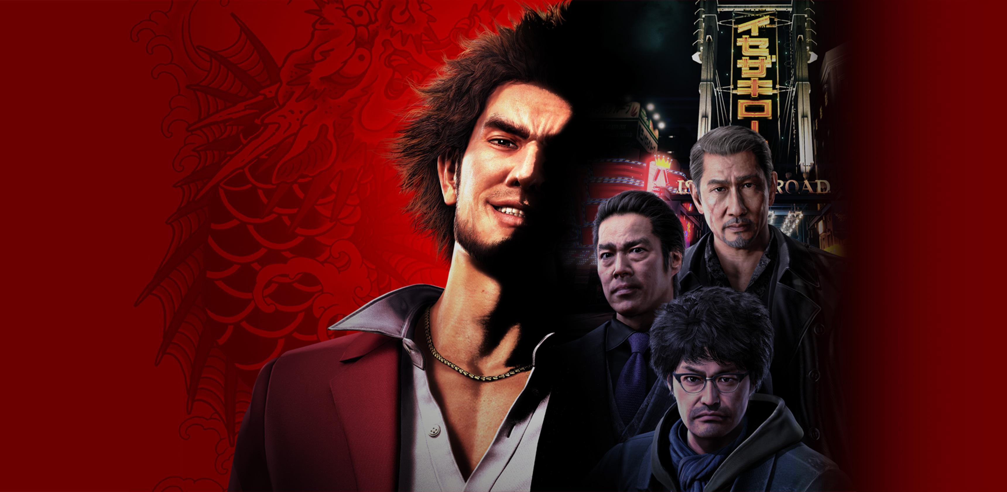 JP žebříček: kriminální živly táhnou Yakuza Like a Dragon 2019 08 29 19 030