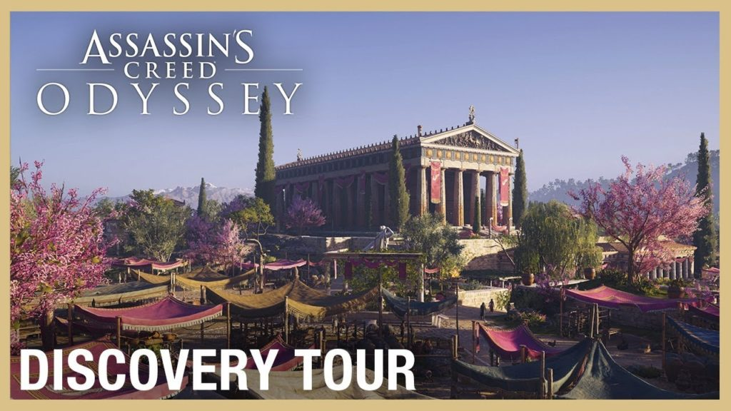 Assassin's Creed: Odyssey - Discovery Tour ACO Discovery Tour